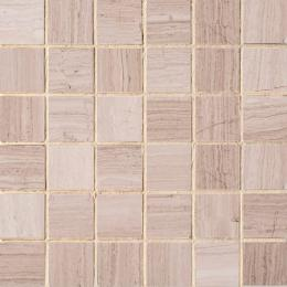Colori Viva Natural Stone Mos. Light Wooden Vein  Polished 30.5х30.5