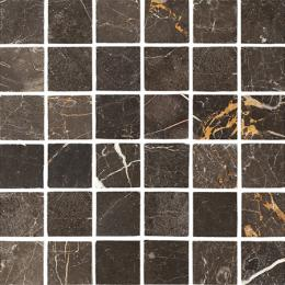 Colori Viva Natural Stone Mos.Polished Brown Fantasy 30.5х30.5