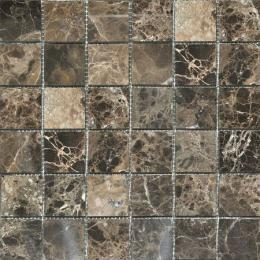 Colori Viva Natural Stone Mos.Polished Dark Emperador 30.5х30.5