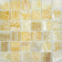 Colori Viva Natural Stone Mos.Polished Golden Oniyx 30.5х30.5
