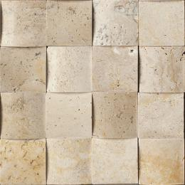 Colori Viva Natural Stone Mos.Polished Travertine  30.5x30.5 30.5х30.5