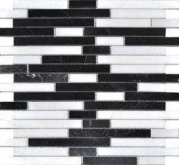 Colori Viva Natural Stone Strips Mix.Polished 30.5х30.5
