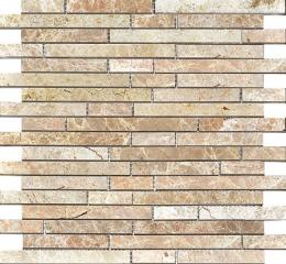 Colori Viva Natural Stone Strips Polished Light Emperador 30.5х30.5