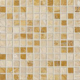 Colori Viva Travertino Mos.Nat./Polished Golden Travertin 30.5х30.5