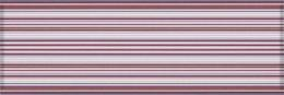 Decor Orchides Lines Berenjena 15x45