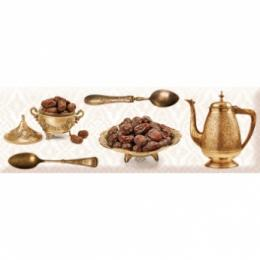 Декор Crockery gold 15х45