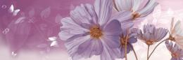 Decor Fiore Malva B 20x60