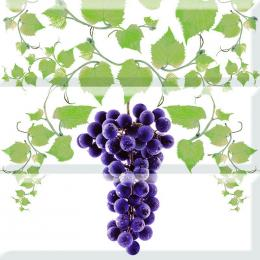 Comp, Grapes 03 B(гроздь) 30x30(комплект из 3-х шт,)