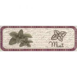Decor Clasical Herbs Mint 10x30