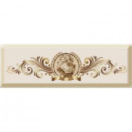 Decor Medallion Flower 01 10x30