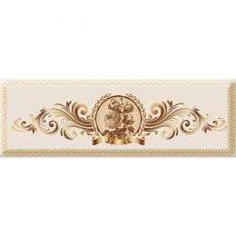 Decor Medallion Flower 02 10x30