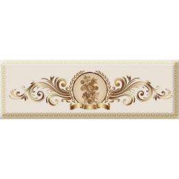 Decor Medallion Fruits 01 10x30