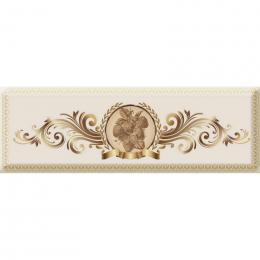 Decor Medallion Fruits 02 10x30