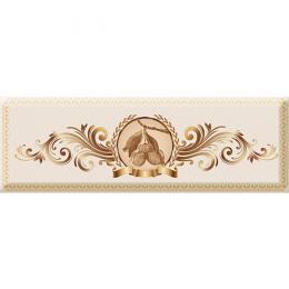 Decor Medallion Fruits 04 10x30