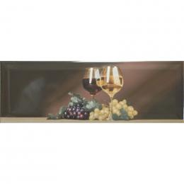 Decor Wine 01 B (2 бокала) 10x30