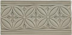 Бордюр Relieve Gables Graystone Размер 10x19,8 см