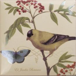 Bird/ Coffee/ Wine Bird Decors 15x15 (Арт.: 121499)