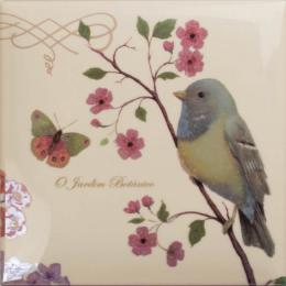 Bird/ Coffee/ Wine Bird Decors 15x15 (Арт.: 121495)