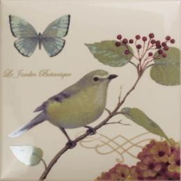 Bird/ Coffee/ Wine Bird Decors 15x15 (Арт.: 121496)