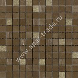Мозаика Imarble Pulpis Decor Mosaico 2,5x2,5 29,75x29,75