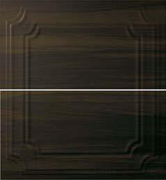 Aston Wood Dark Oak Boiserie 3D 31.5x57 - 12 3/8