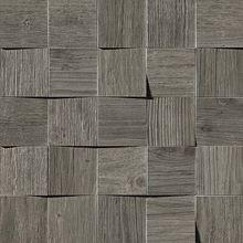 Керамический гранит Atlas Concorde Axi Mosaico 3D Grey Timber 35x35 см