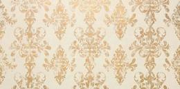 Декор Atlas Concorde Ewall White Gold Damask 40x80 см