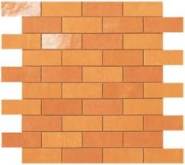 Мозаика Atlas Concorde Ewall Orange MiniBrick 30,5x30,5 см