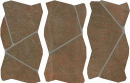 Forest Brown PallaDiana Mix Grip коричневая, 30X60 30 x 60 см