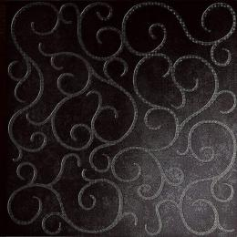 Керамогранит Burn Iron Arabesque Ret 60x60/Бёрн Айрон Арабески Рет. 60х60 (610080000030)