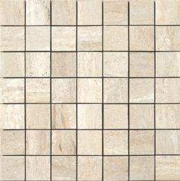 Mosaico Travertino Beige (6x6) Nat