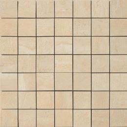 Mosaico Travertino Crema (6x6) Nat 42,5х42,5