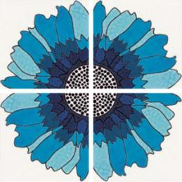 Absolute Pannello Daisy Blu 40х40 (Арт.: 54094)