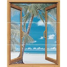 CALIFORNIA PALM 1, 2, 3 DECORADO 75х59,2