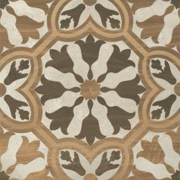 GUSTO BROWN DECOR 45X45