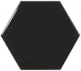 Equipe Scale Hexagon Black	12,4x10,7