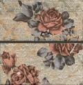 Chicago SOUTH SIDE Ins S2 Vintage Roses (10x20)