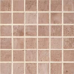 Mos.Turkish Travertine Tumbled+Sealed 5x5 30.5x30.5