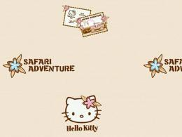 Hello-Kitty-Safari....