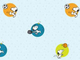 Snoopy-Sports