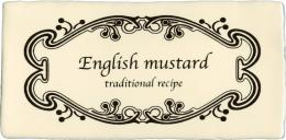 Декор Devon English Mustard Bone