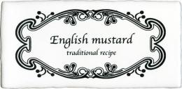 Декор Devon English Mustard Super White