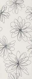 Декор 25*60 Dec. Pop Flower Blanco Lucido