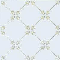 Декоративный элемент Paisley Blanco NET Decor 20 x 20