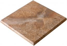 Ступень угловая Magnetique Gradone Ang. (1) Rusty Gold 33x33