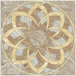 Premium Marble Brown lap. 120*120 (панно из 4-ёх шт.)