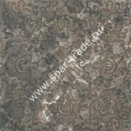 Декоративный элемент Smart Decoro Leaves Taupe Lap. Rett.48x48