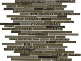 Eternity Mini Strip Emperador 29.8x30.5