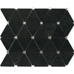 L119379021 Diamond Negro Marquina Mirror