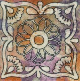 Decor Century Ocre (Mix 12) 20x20